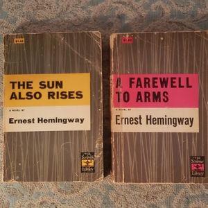 Vintage Hemingway classics